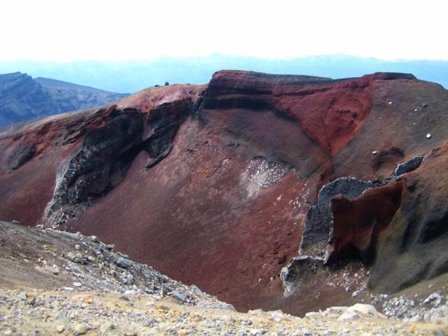 Red Crater. Photo by Inga Hinnerichsen.